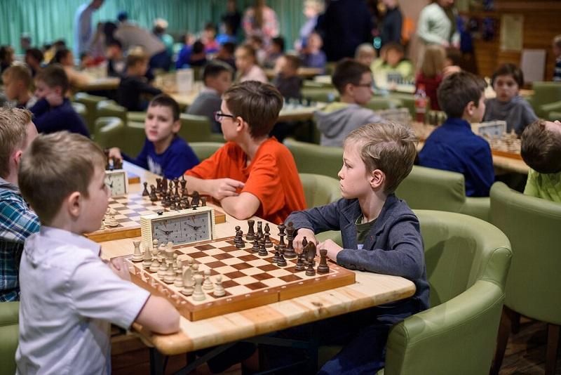 Шахматный турнир на 4-й разряд