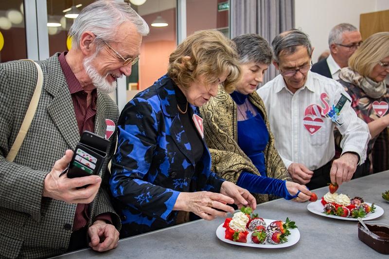 Мой социальный центр, День святого Валентина, Анастасия Бугаева